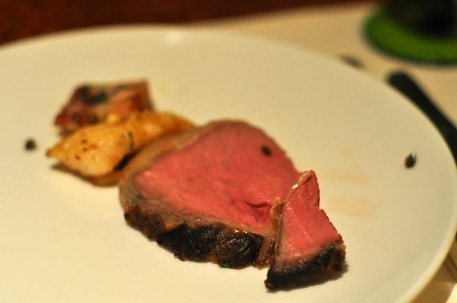 Carved Beef.