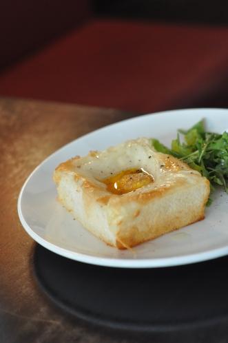 Truffle Toast.