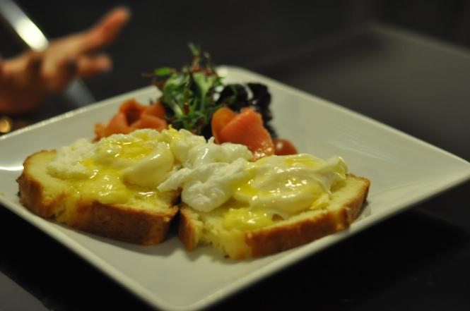 Eggs Benedict :: $10.90+