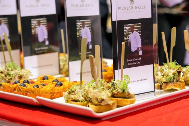 Punjab Grill.