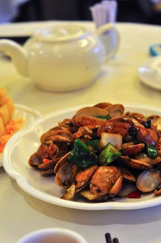 Peppered Clams :: HKD128