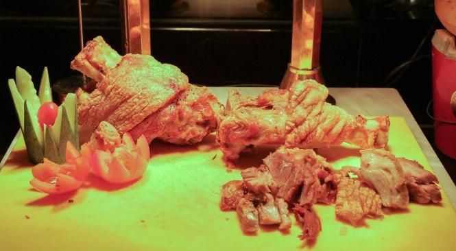 Pork Knuckle.