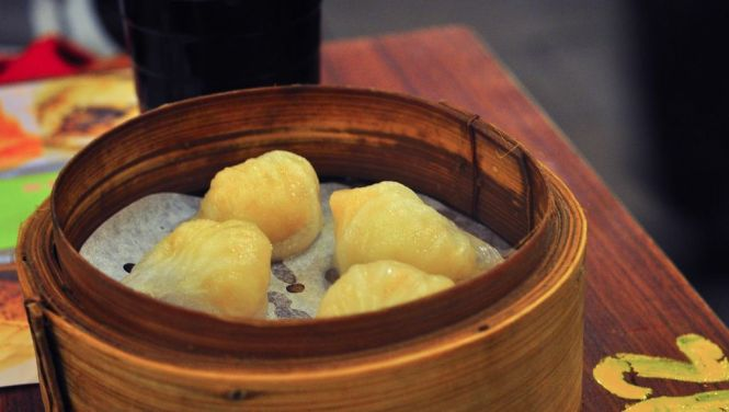 Shrimp Dumpling :: HKD24