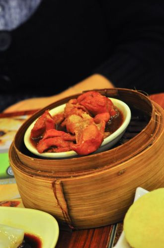 Marinated Soy Chicken :: HKD16