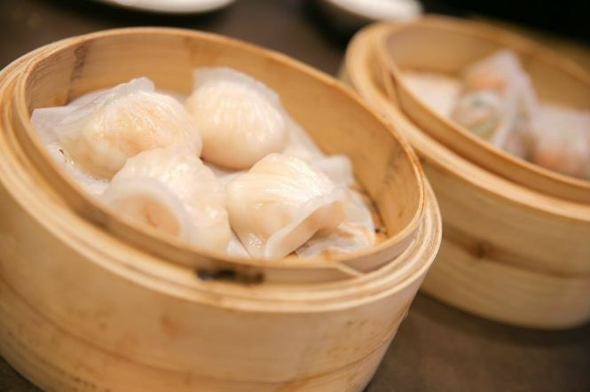 Prawn Dumpling (4pcs) :: SGD5.50++