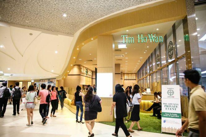 Tim Ho Wan, Singapore.