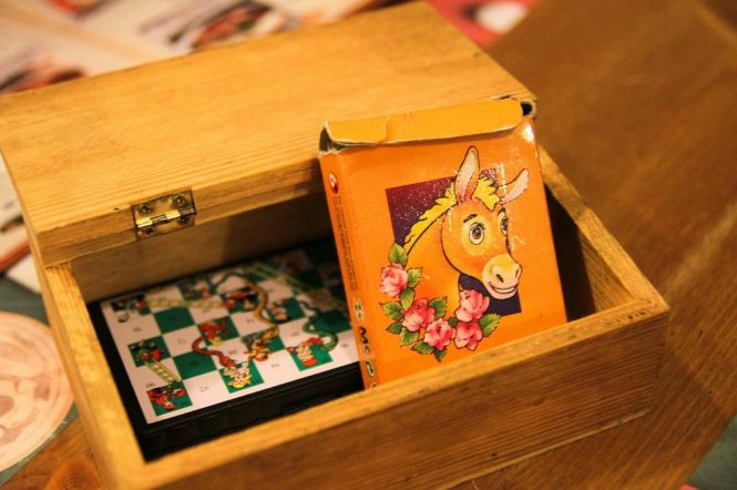 Table Toy Box Unveiled.