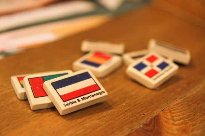 Country Erasers.