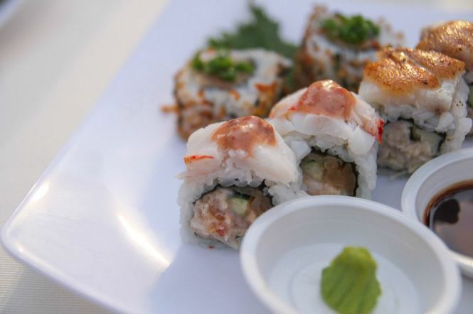 Stellar Signature Sushi :: SVD14.