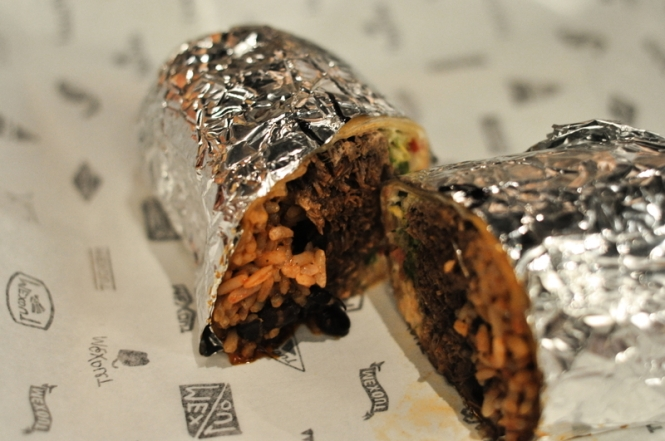 Burrito (Regular, 12-inch :: $12