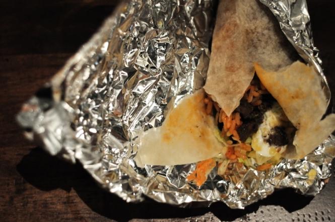 Burrito (Mini, 8-inch) :: $9