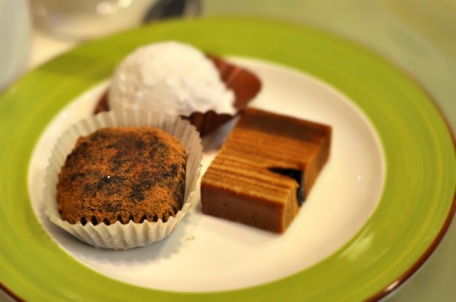 Mini Desserts.