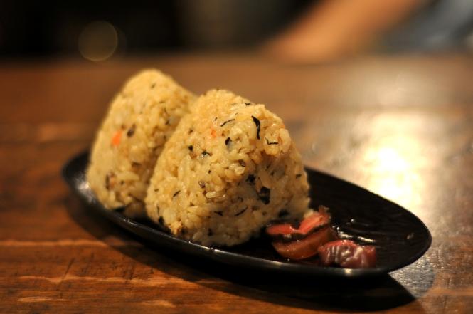 Okinawan Seasoned Rice Dish :: $6++