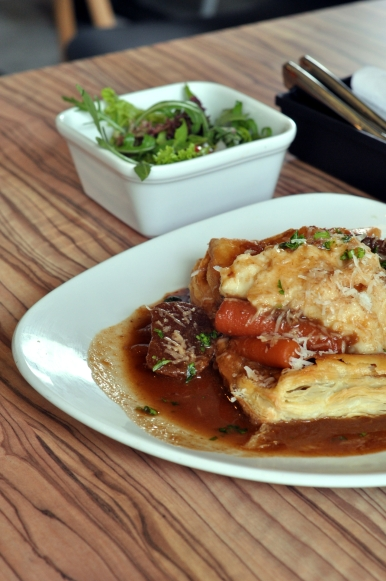 Beef & Guinness Pie :: $12++