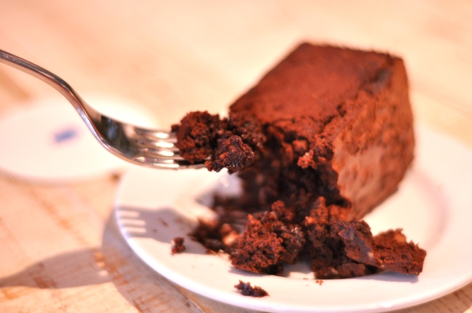 Chocolate Brownie :: $5++