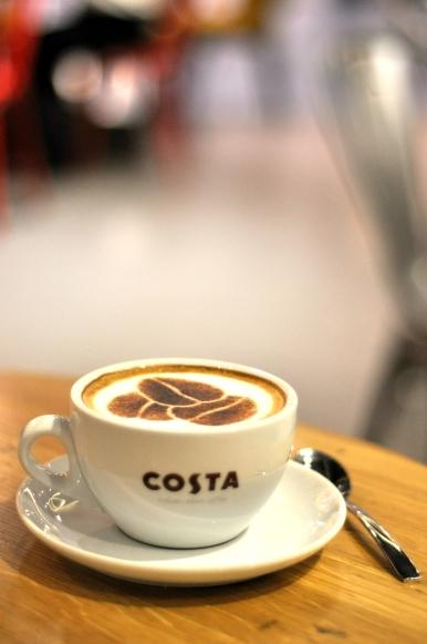 Hot Cappuccino :: $5.80