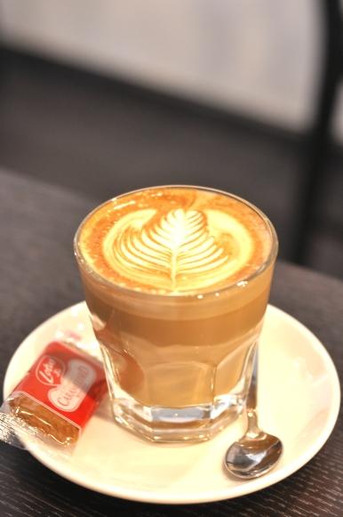 Caramel Latte :: $4
