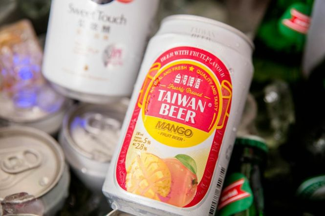Taiwan Beer Fruit Beer Series :: $3.90