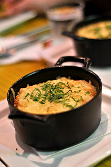 Truffle Mac & Cheese :: $11.80++