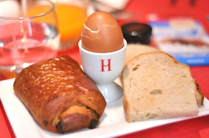 Hediard Breakfast Set :: $19++