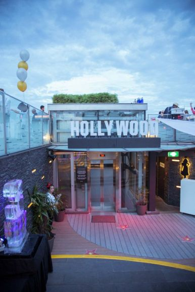 A Hollywood-themed Party.
