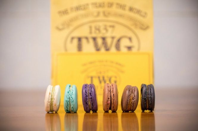 TWG Tea Salon & Boutique.