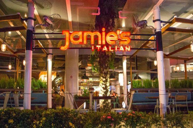 Jamie's Italian Singapore @ VivoCity.