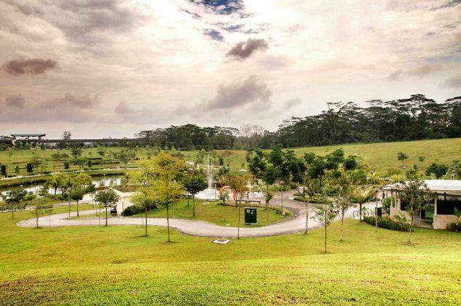 Punggol Waterway Park.