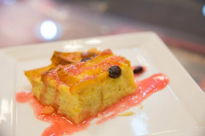 Bread & Butter Pudding :: $2.80