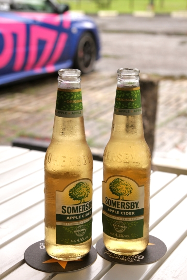 Somersby Apple Cider :: $12++