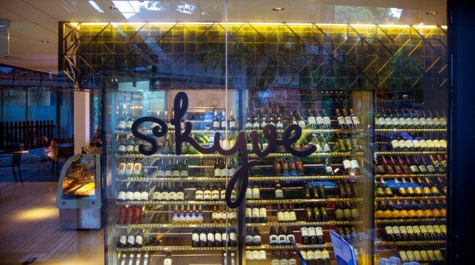 Skyve Wine Bistro.