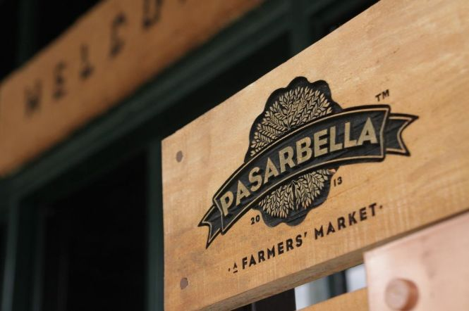 Pasarbella Farmers' Market.
