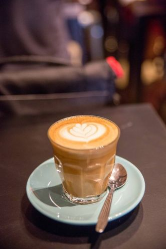 Cafe Latte :: $5