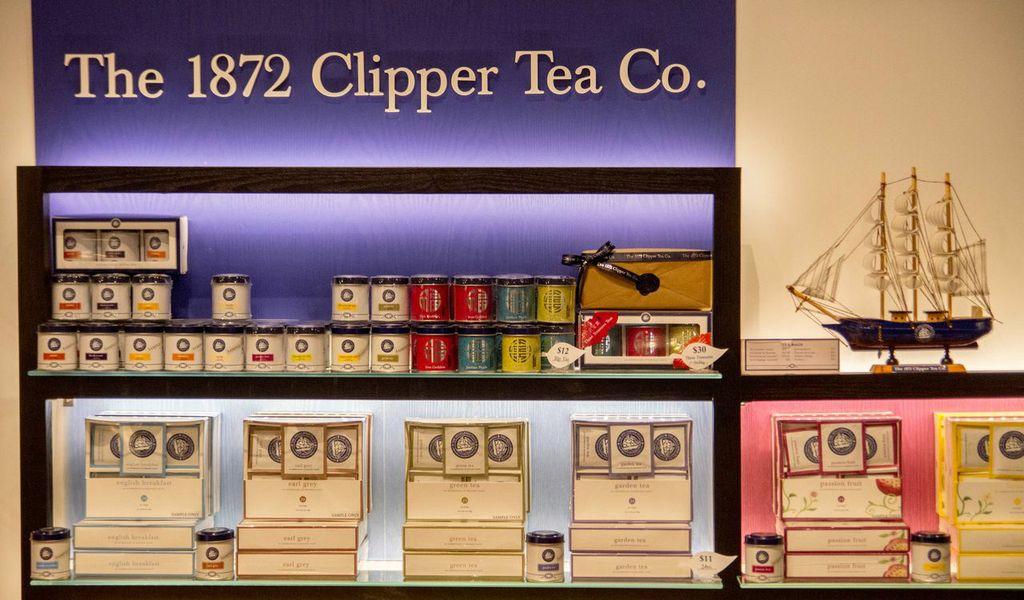 「The 1872 Clipper Tea singapore」の画像検索結果