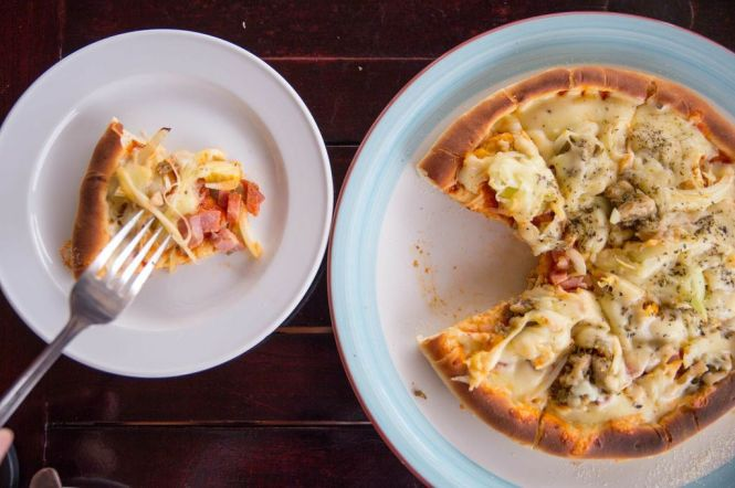 Pizza :: $15++