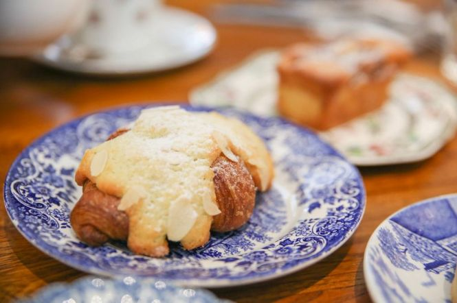 Almond Croissant :: $4