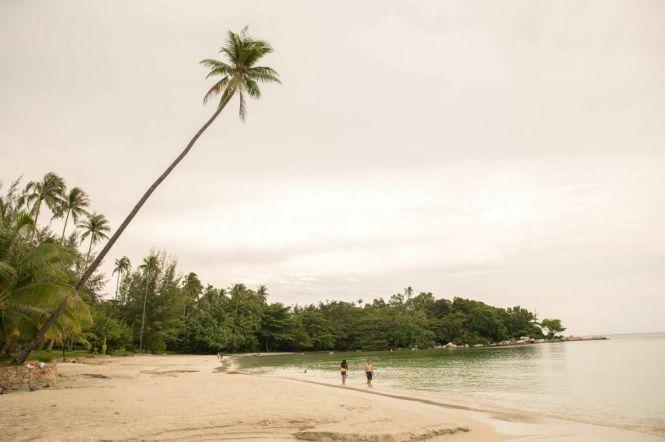 Nirwana Resort Hotel Beach.