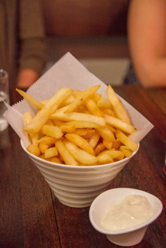 Truffle Fries :: $10