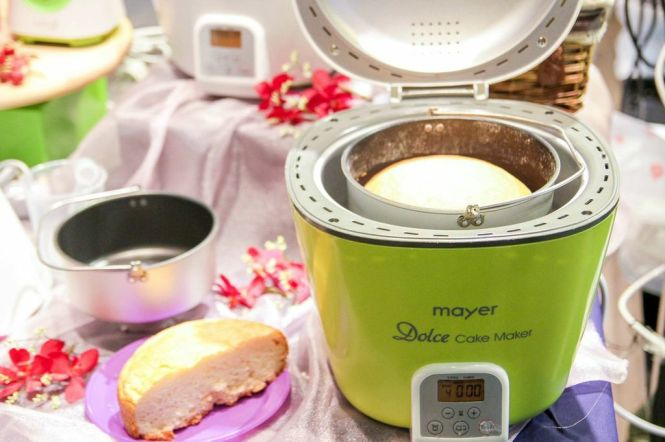Mayer Dolce Cake Maker.