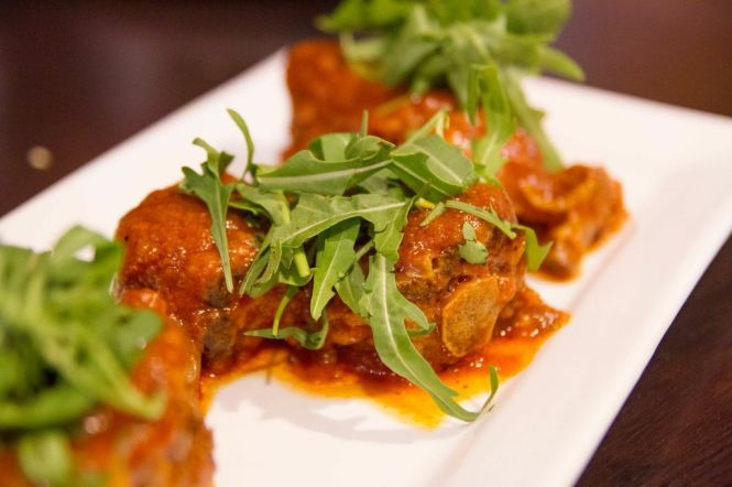 Rabo de Toro. Spanish-style Spicy Oxtail Stew :: $28