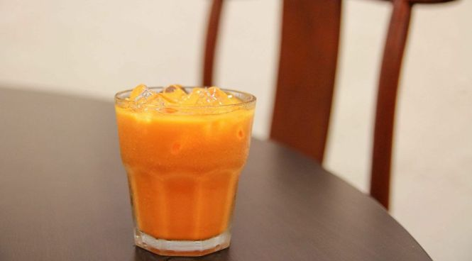 Thai Iced Tea :: $3