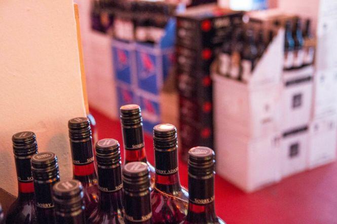 Merchants Wine Cellar & Store.