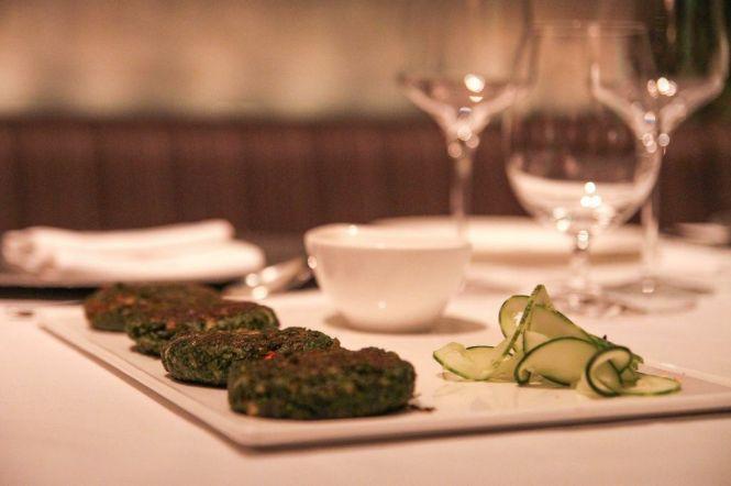 Broccoli Cheddar Tikki :: $29++