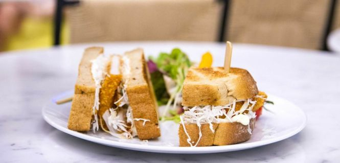 Katsu Sandwich :: $13.80++