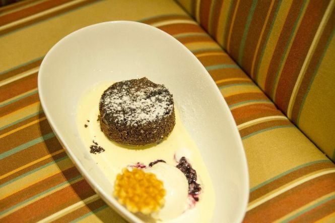 Dark Chocolate Fondant :: $