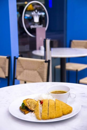 Katsu Curry Rice :: $13.80++