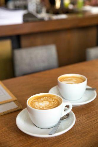 Espresso + Milk :: $5.50