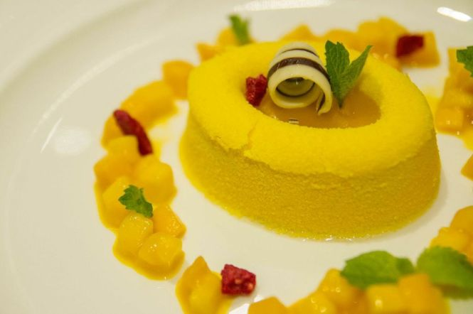 Mango Savarin :: $11.90++