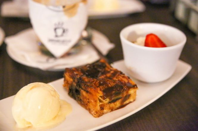 French Bread & Butter Pudding ::