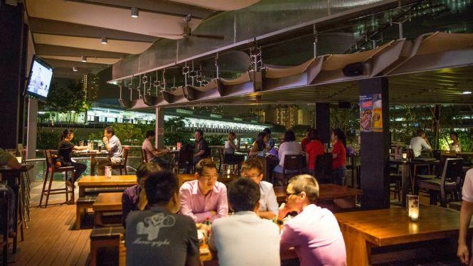 Brotzeit German Bier Bar & Restaurant.